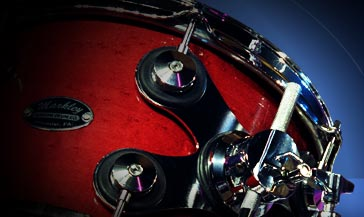 Markley Custom Drums
